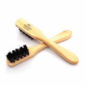 Щетка-намазок для нанесения крема Dasco Brush Bristle Applicator (темная щетина, 15 см)